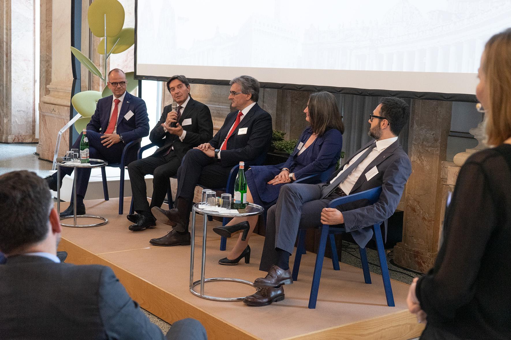 Talk: Quo Vadis Italia?