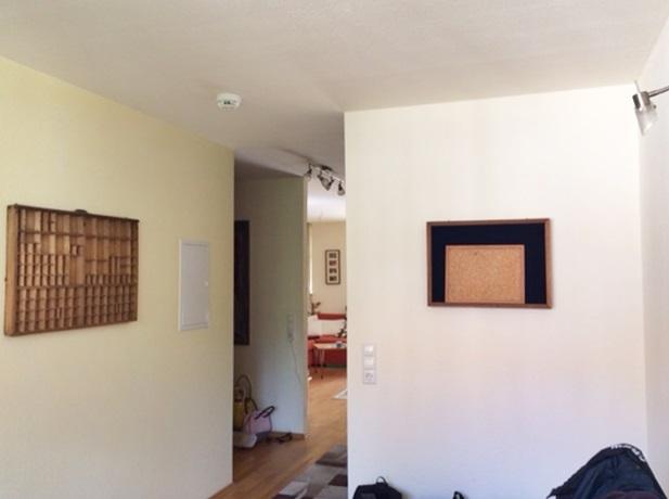 möglicher Ess-/ oder Bürobereich im Wohnzimmer