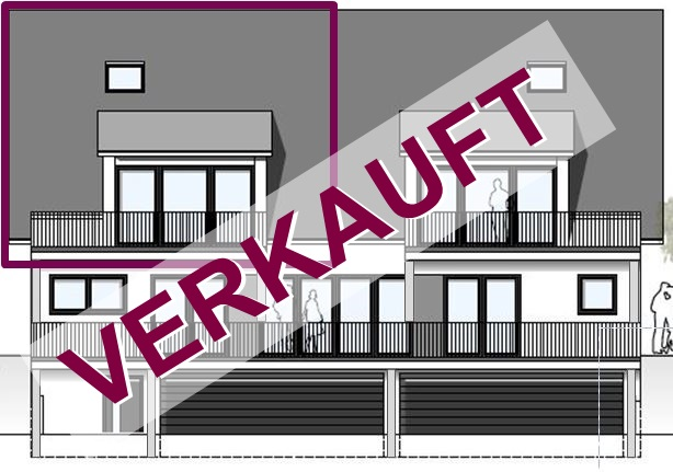 Wohnung Nr. 2 - VERKAUFT