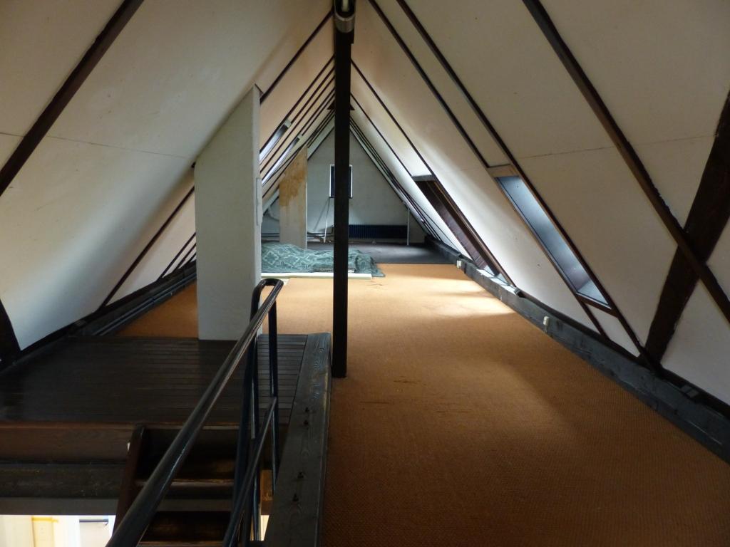 2. Dachgeschoss /Dachspitz (ca. 70 m² Nutzfläche)