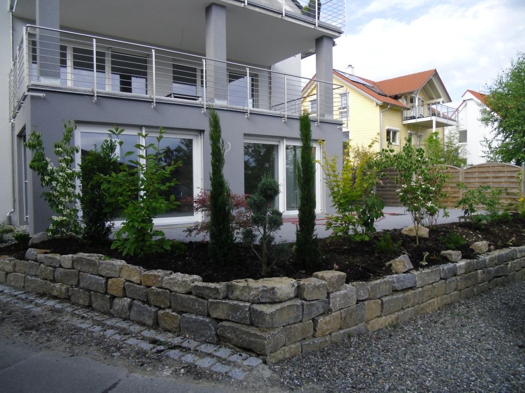 Garten Erdgeschoss