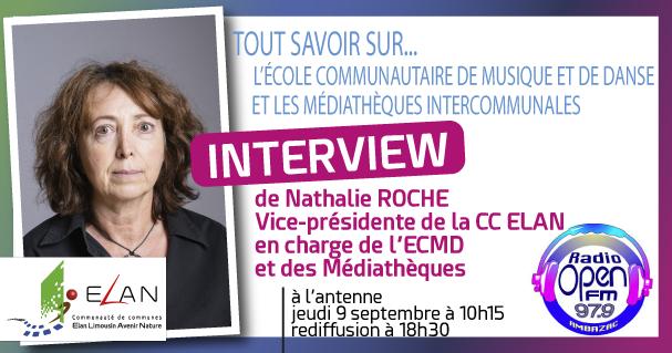 Interview Nathalie ROCHE