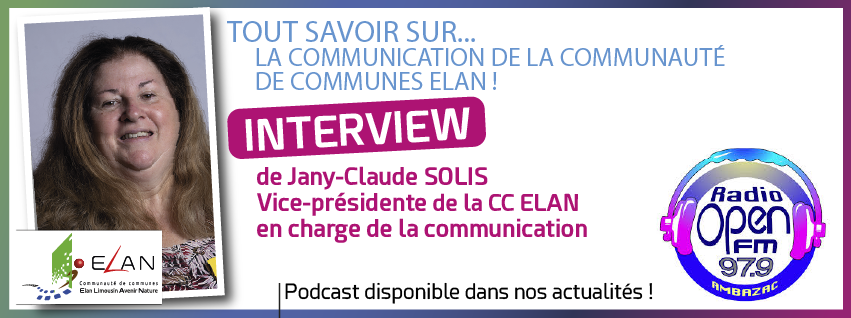Interview Jany-Claude SOLIS