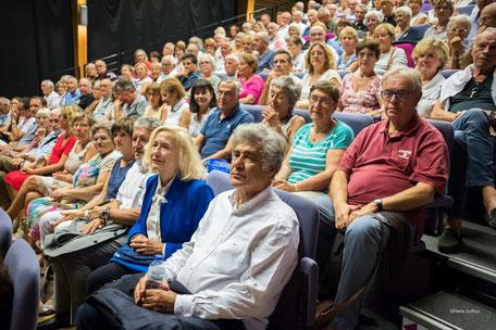 Plus de 250 spectateurs pour la première réussie du Ciné-club du Bassin.