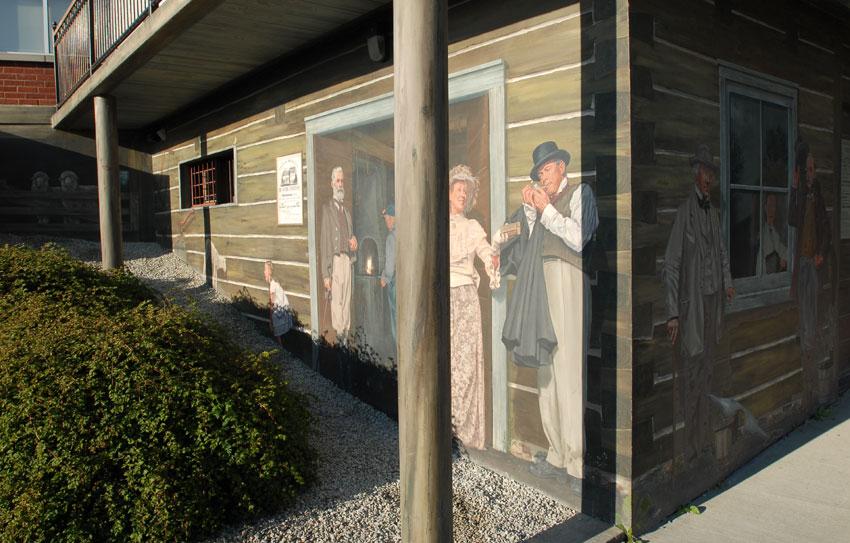 Les Moulins d'En Haut, 2009