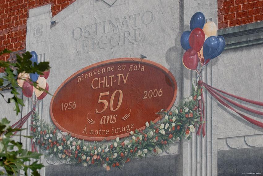 CHLT TV, 50 ans à notre image 2006