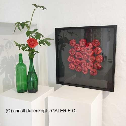 Rosen-Objekt-Bild von Ch. Dullenkopf