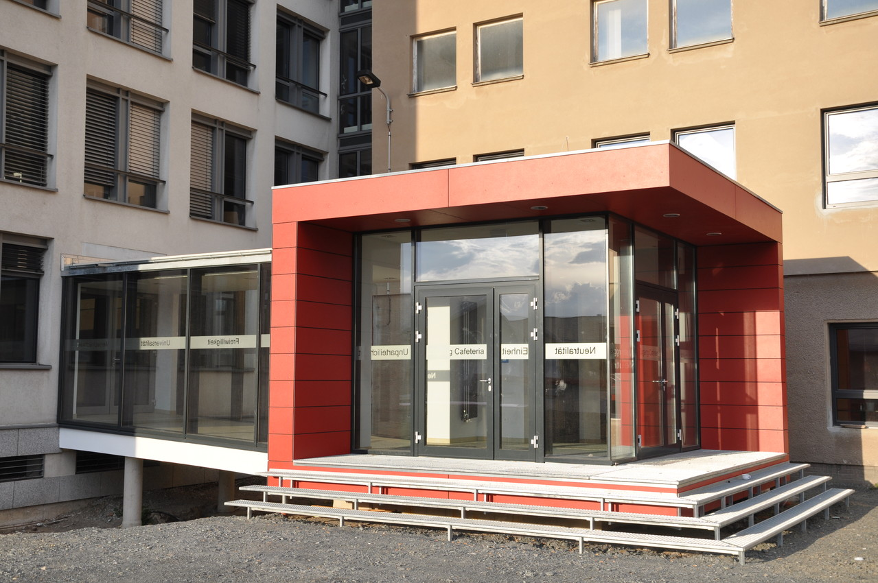 Umgebautes Schulungszentrum (Dresden)