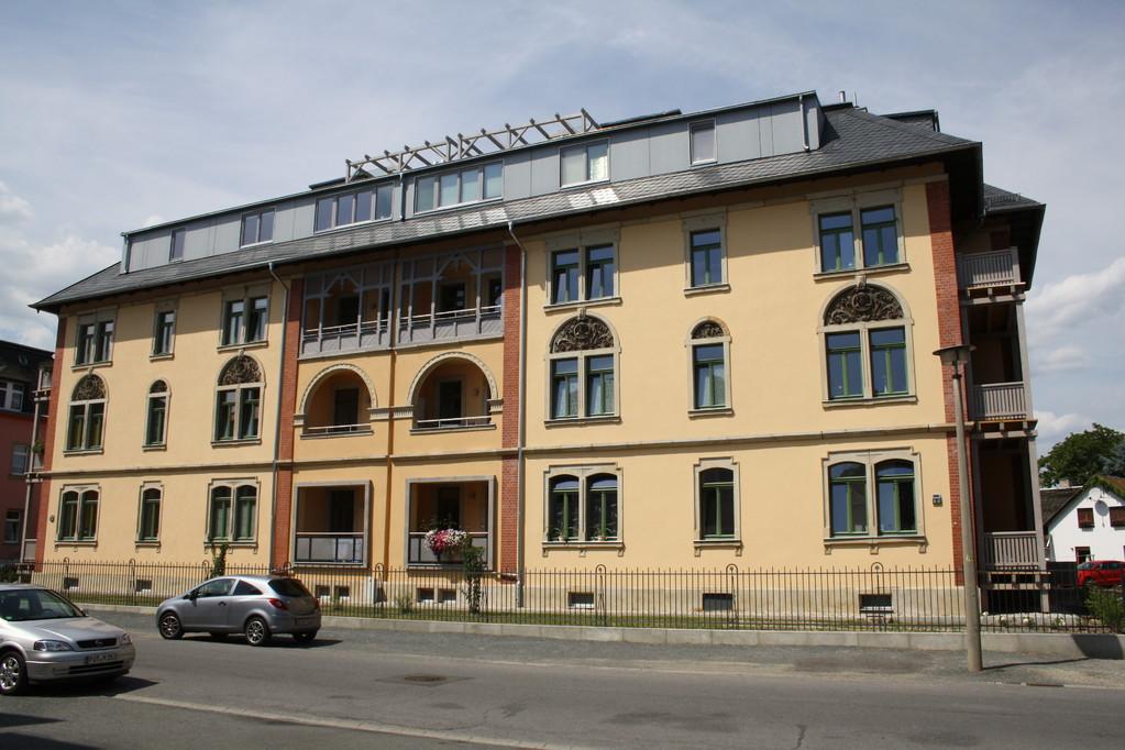 Saniertes Mehrfamilienhaus in Heidenau (Denkmalgeschützt)