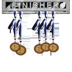 medaillenhalter finisher