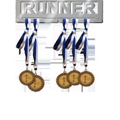 medaillenhalter runner