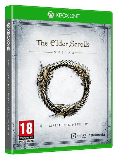 The Elder Scrolls Online disponible ici.