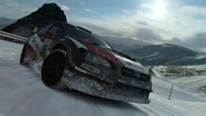 Forza Horizon3- Blizzard Mountain