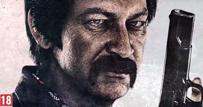 Mafia III - Thomas Burke - L'Anarchiste