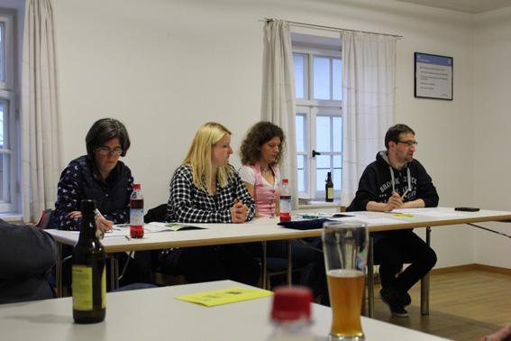 Jahreshauptversammlung IVG
