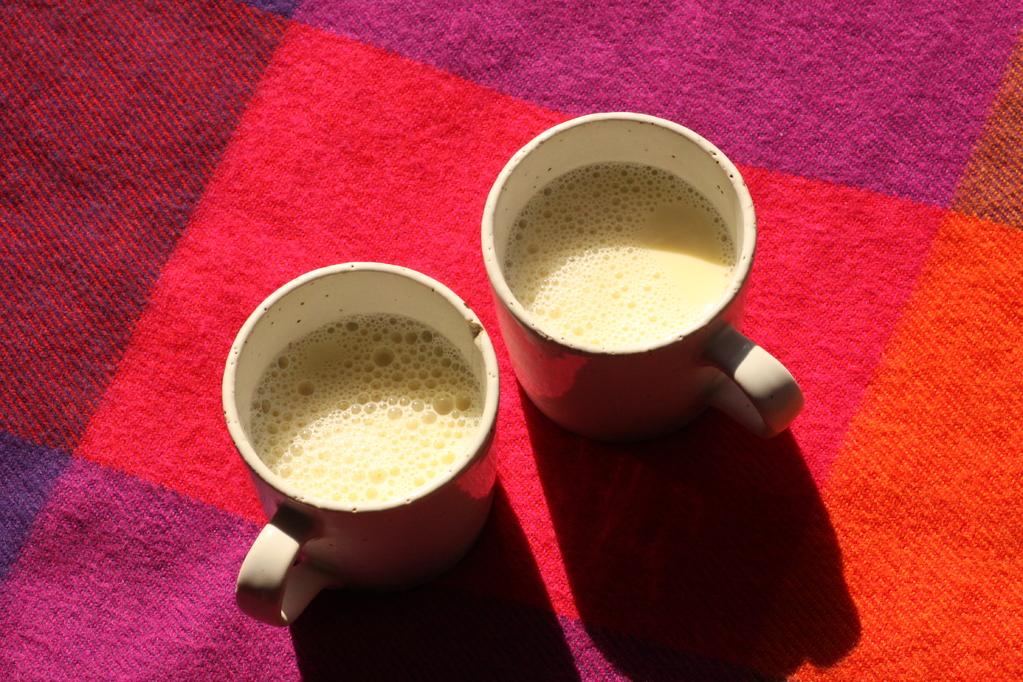 豆漿/台湾の豆乳