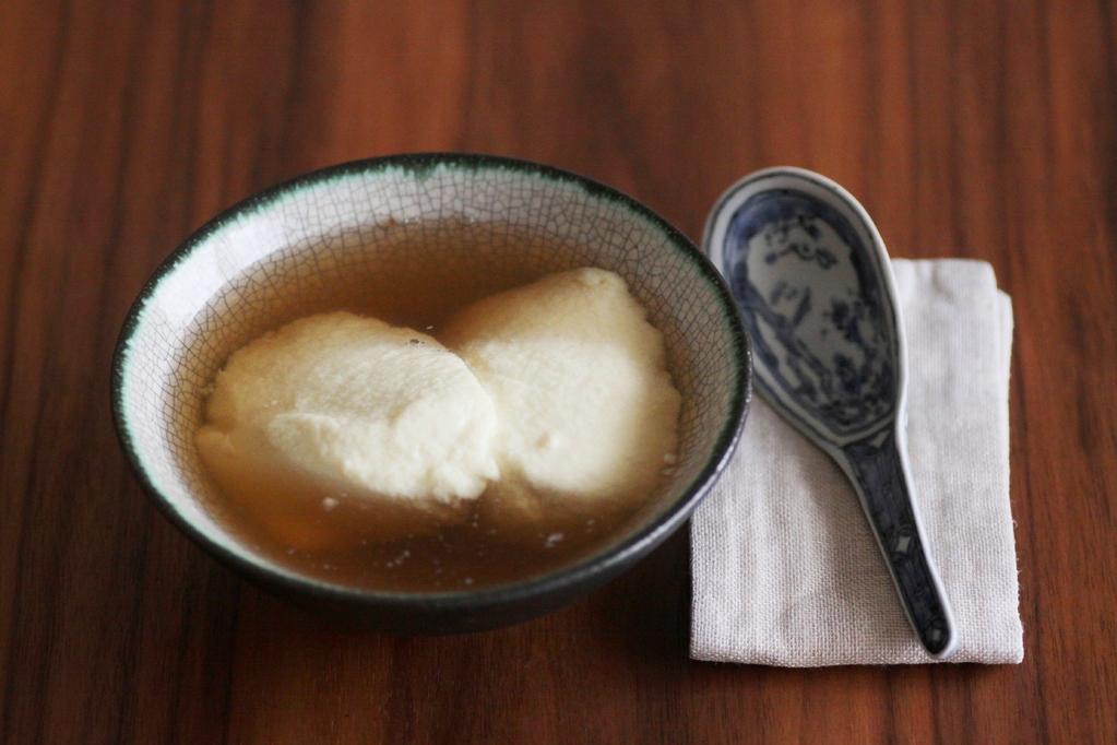 古早味傳統薑汁豆花