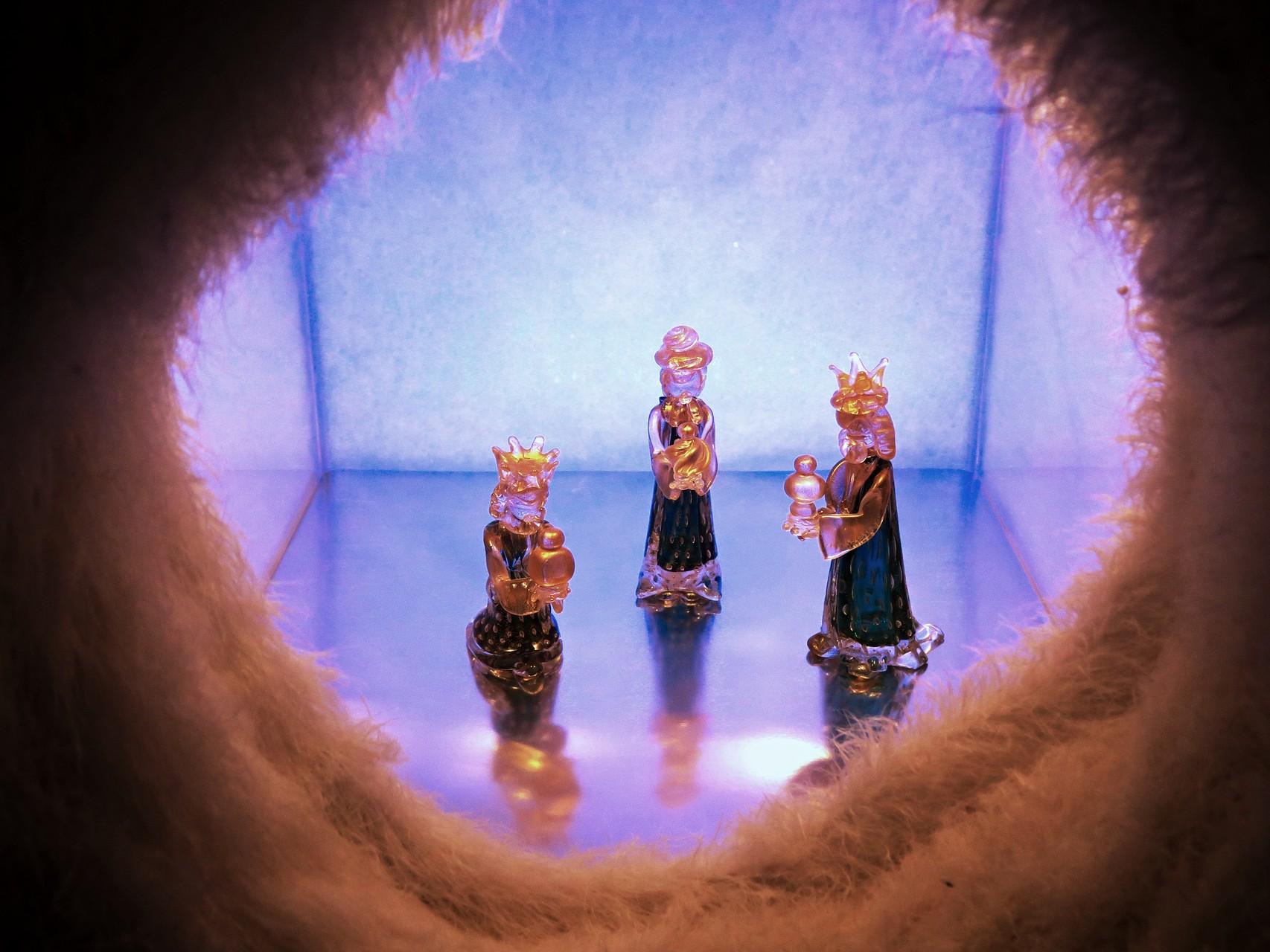 Die Heiligen Drei Könige, Venedig