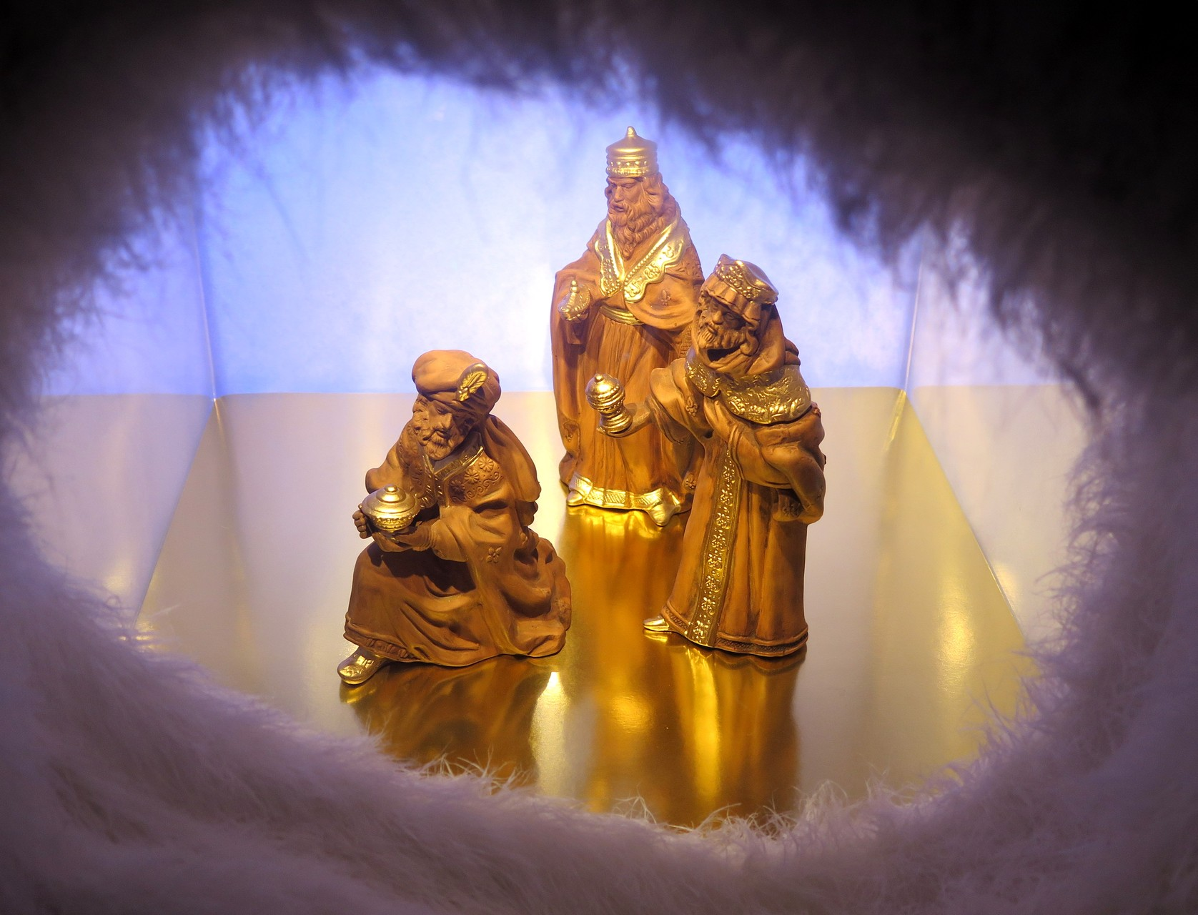 Die Heiligen Drei Könige, Florenz