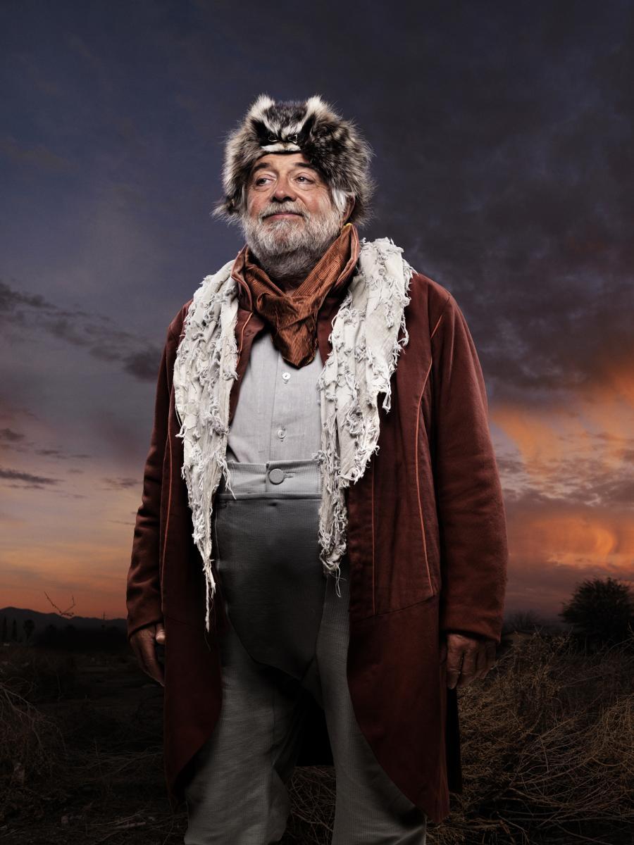 David M. Zurbuchen als Dick Stone