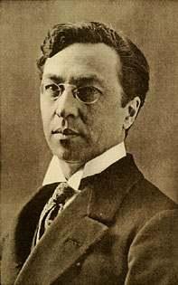 Wassily Kandinsky, um 1913 (Foto: Wikipedia)