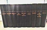 Zum Vergleich: aktuelles Angebot (Ricardo) - Neun Bücher zu total 40 CHF