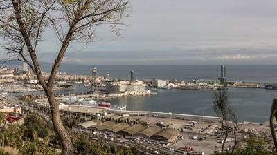 Hafen von Barcelona                  Foto: grs1305  / pixelio.de