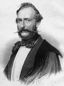Fredéric Armand Strubberg (um 1860)