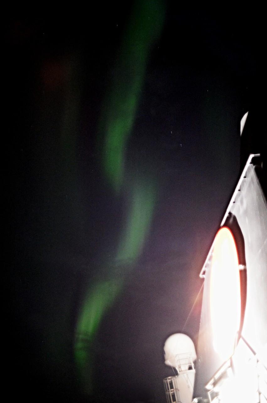 Bild 10-191 - Grünes Zucken am Himmel