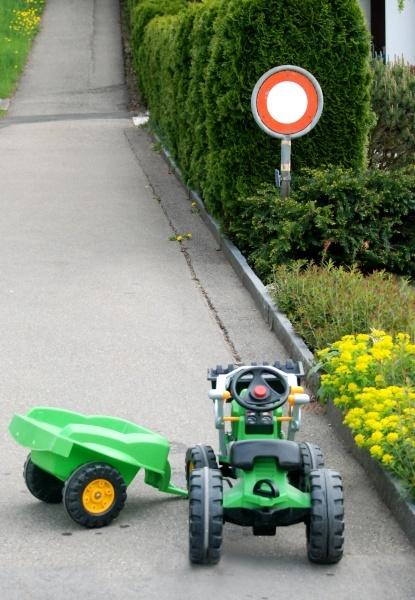 02. Mai 2012 - Durchfahrt verboten