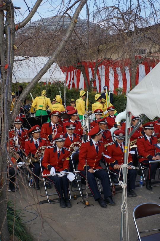 ポッカレモン音楽隊の皆様は音楽と踊りでレモン園を盛り上げてくださいました!