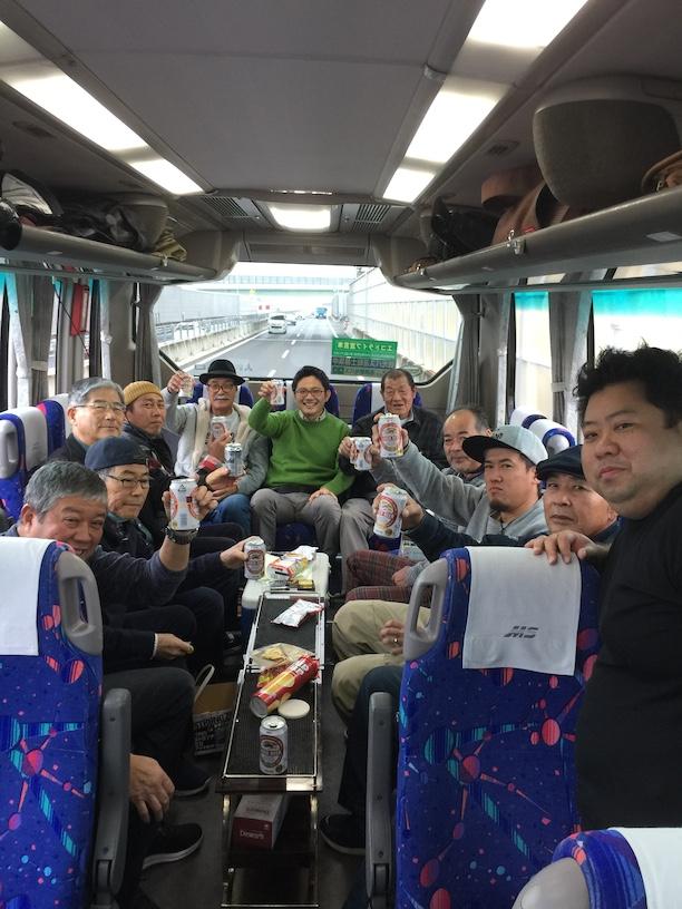 本日より4日、5日は柴垣グリーンテックの研修旅行です!!!