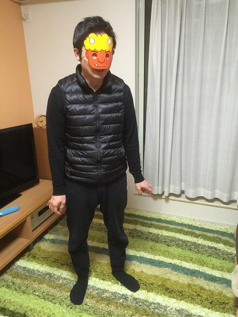 ガーデンドクター柴ちゃん節分で鬼になる!!!