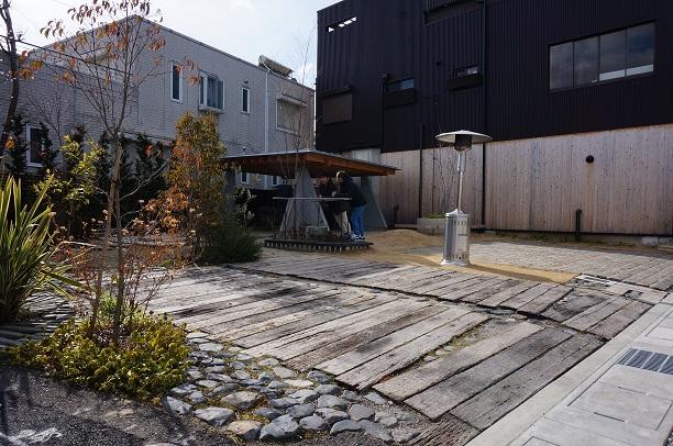 岐阜景観賞を受賞した「育みの場」。新緑の季節にもう一度来ます!