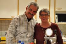 bis 2019: Peter und Ruth Meyer
