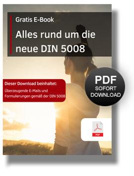 E Mail Newsletter Din 5008 Neu