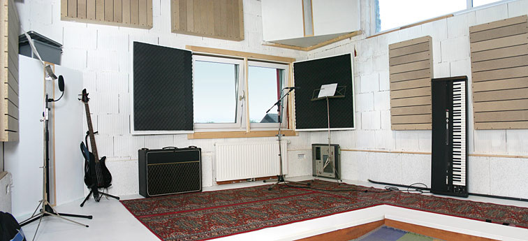 Aufnahmeraum 2