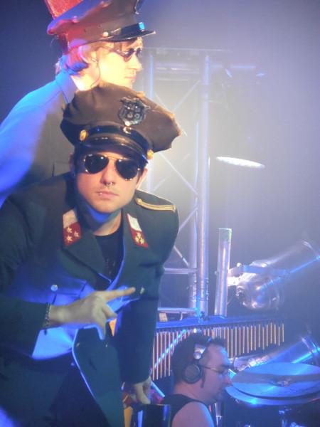 Tom Zwanzger als Inspektor Tatü