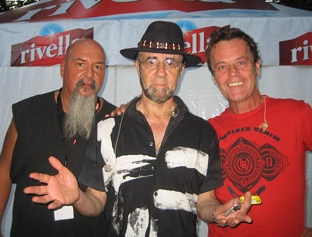 Leo, Manfred Mann & ich