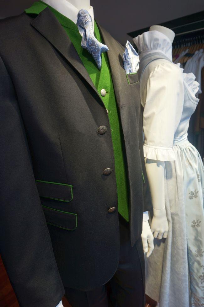 Hochzeit in Salzburg, Anzug, Dirndl bei TRACHT.heute