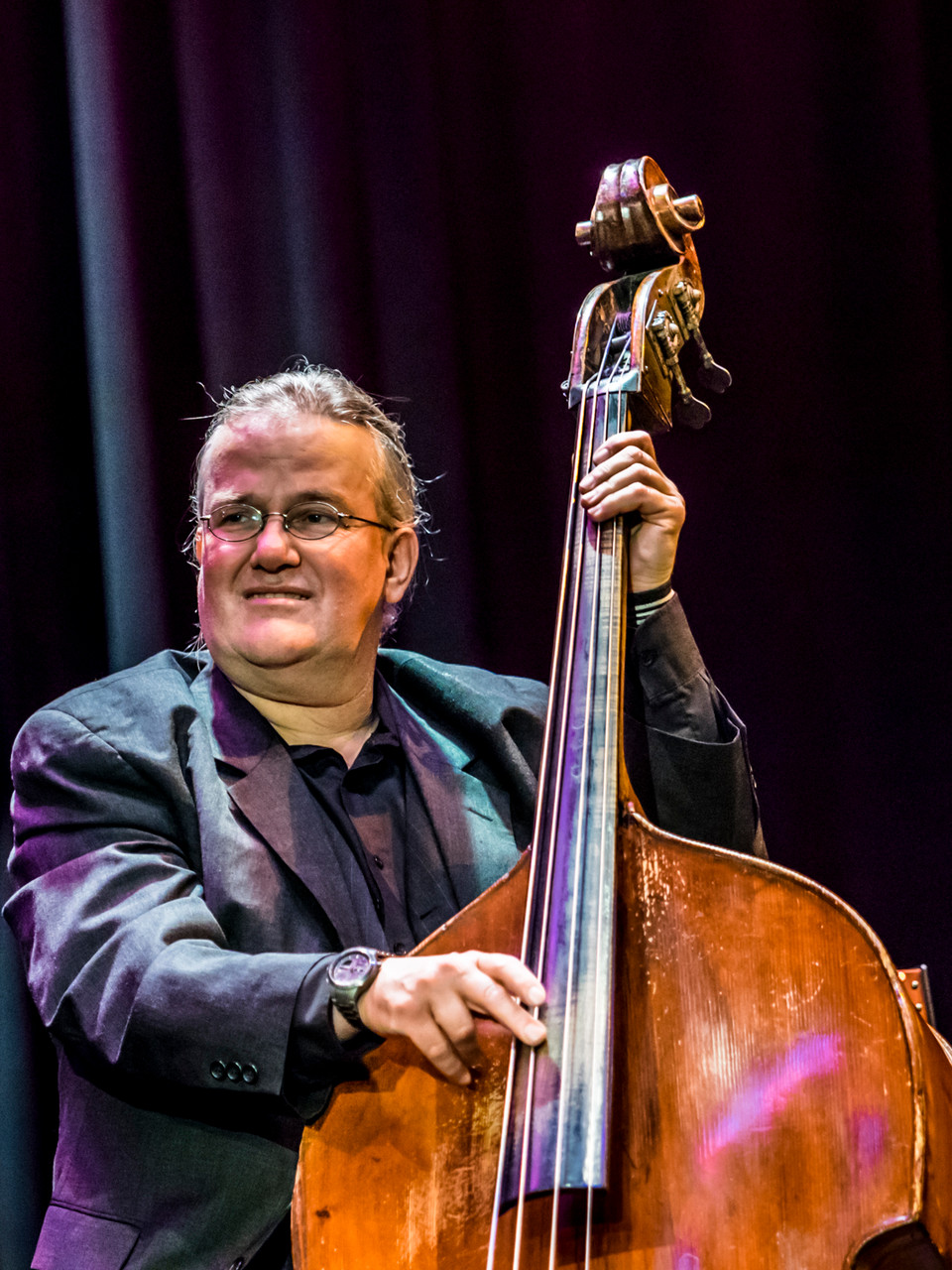 Big Easy in Concert, Stadthalle - Paul G. Ulrich (Jan Luley Trio)