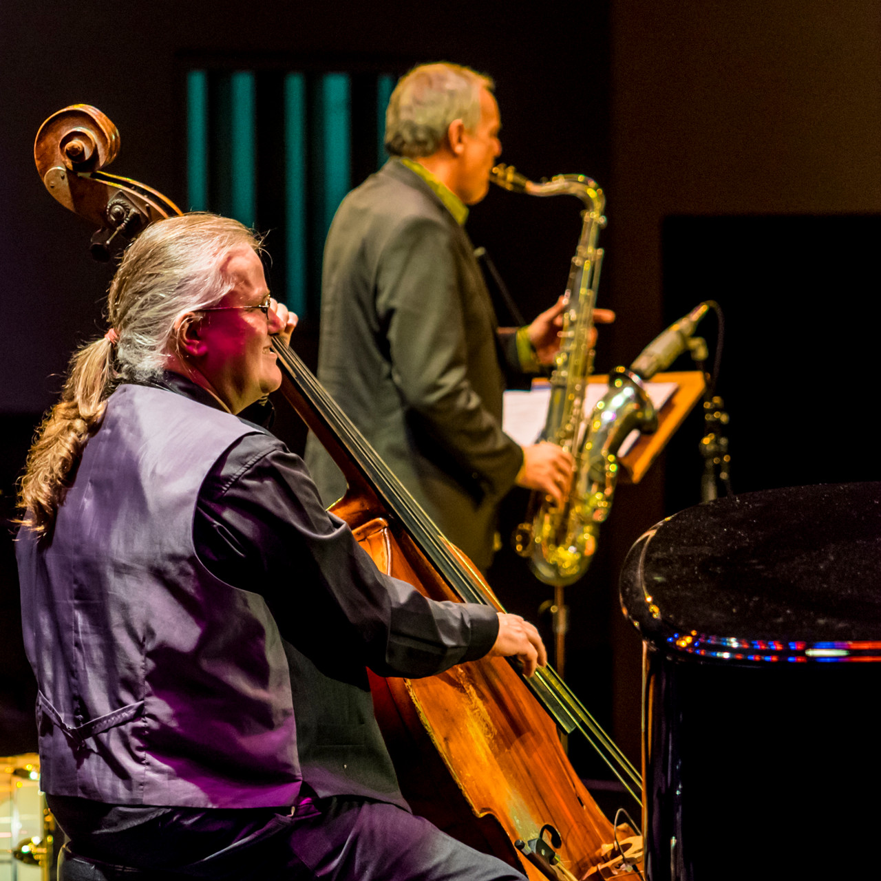 Big Easy in Concert, Stadthalle - Paul G. Ulrich