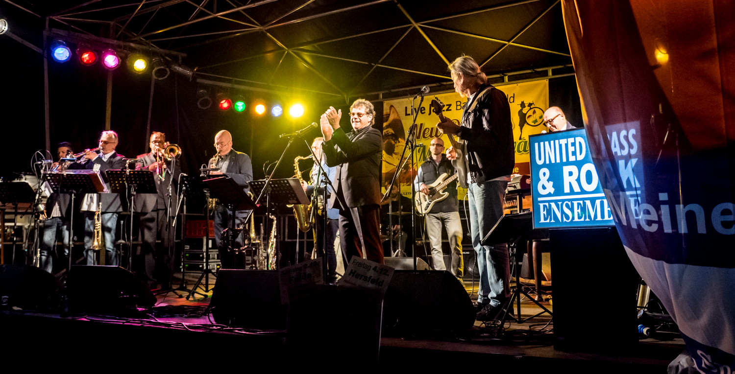 32. LIVE JAZZ Bad Hersfeld - United Brass & Rock Ensemble