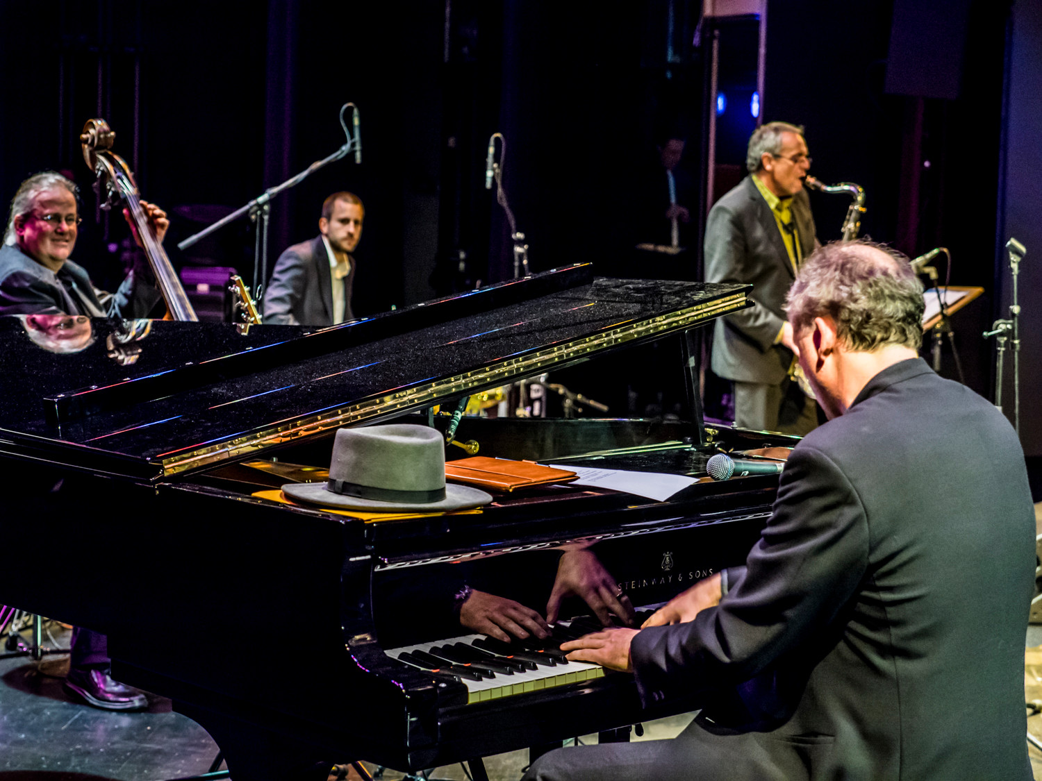 Big Easy in Concert, Stadthalle - Jan Luley Trio & Wolfgang Schmidtke