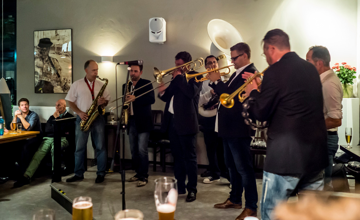 32. LIVE JAZZ Bad Hersfeld - N'Awlins Brass Band