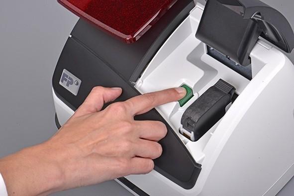 PostBase mini Kartusche wechseln