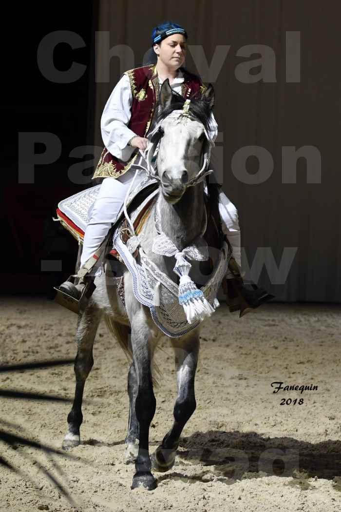 Cheval Passion 2018 - Show des élevages - BARBES
