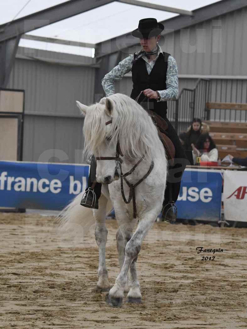 Cheval Passion 2017 - Equitation de Travail - Épreuve de dressage - Coralie NOBLE