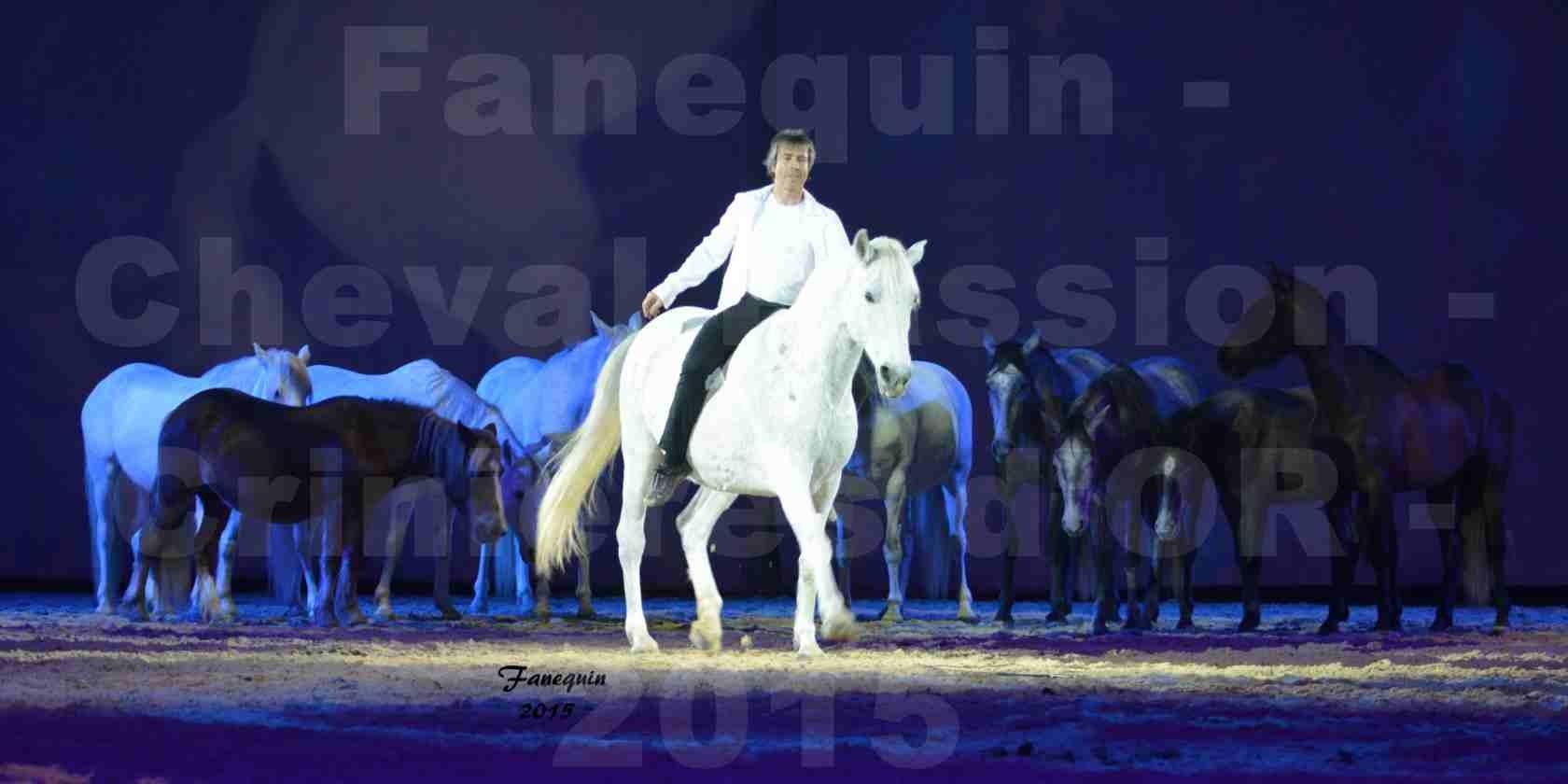 Cheval Passion 2015 - Les Crinières d'OR - Jean François PIGNON - 043