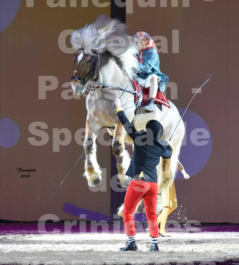 Cheval Passion 2020 - Les Crinières d'OR - Les Comtois en folie